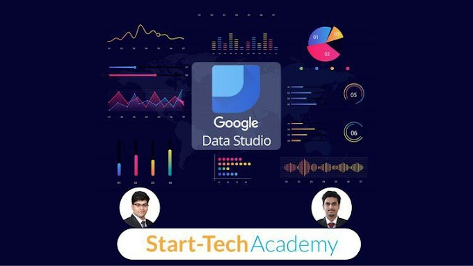 Google Data Studio A-Z for Data Visualization and Dashboards [Free Online Course] - TechCracked