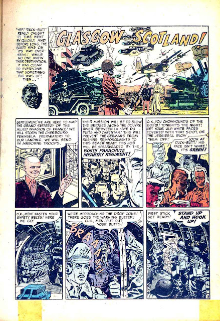 Two-Fisted Tales v1 #20 - Wally Wood ec war golden age comic book page art