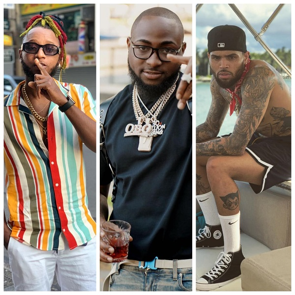 "Davido's ""Blow my Mind"" ft. ChrisBrown will be a hit world-wide; Young6ix revealed"