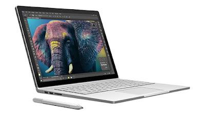 Portátiles Microsoft