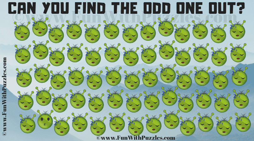 Find the Emoji Picture Puzzle to Train your Brain-Fun With