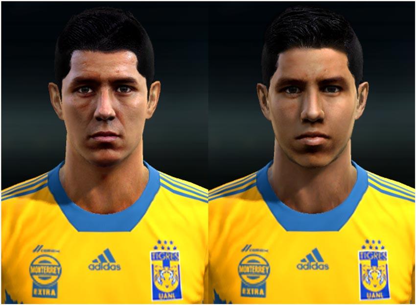 Hugo Ayala Face For PES 2013