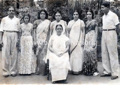 1950's family portrait