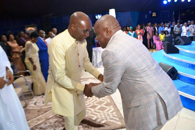 Pastor Ibiyeomie is Blessing  to  This Generation, Says Wike