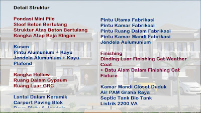 Rumah dijual di Bintaro: Casa Bellevue Residence Bintaro dekat tol JORR Bintaro.