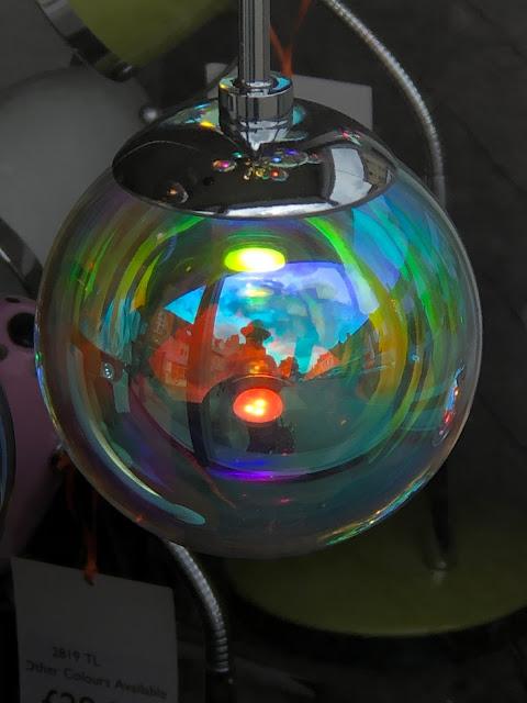 Chez Maximka, designer lighting