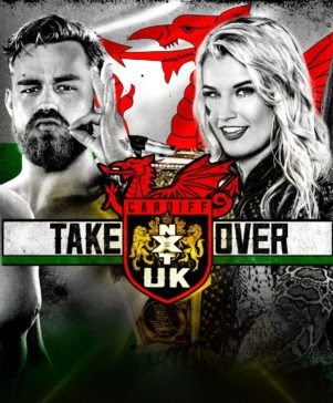 NXT UK TakeOver: Cardiff 2019 English 720p WEB-DL 1.2GB