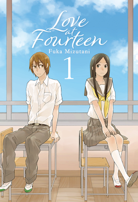 "Manga: Review de ""Love at Fourteen"" Vol.1 de Fuka Mizutani - Milky Way ediciones"