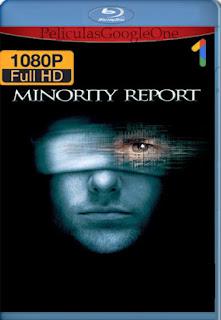 Sentencia Previa (Minority Report) (2002) [1080p BRrip] [Latino-Inglés] [GoogleDrive]