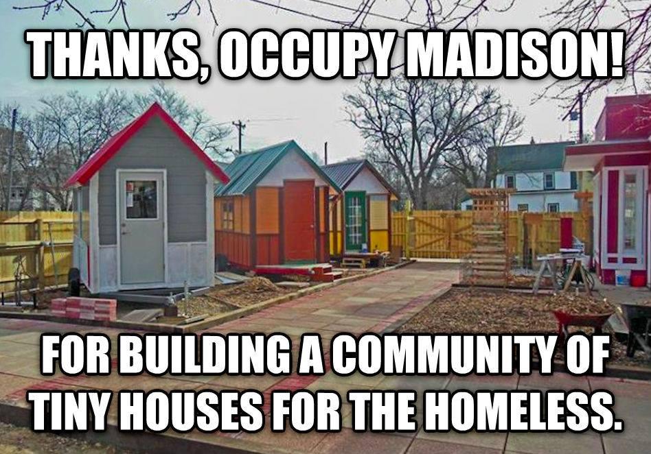 Tiny Houses Madison Wi