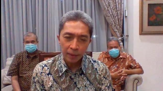 Wakil Wali Kota Bogor Dedie A Rachim
