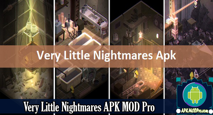Download Very Little Nightmares MOD APK v1.0.0 (Full/Patcher/Free) Terbaru 2020