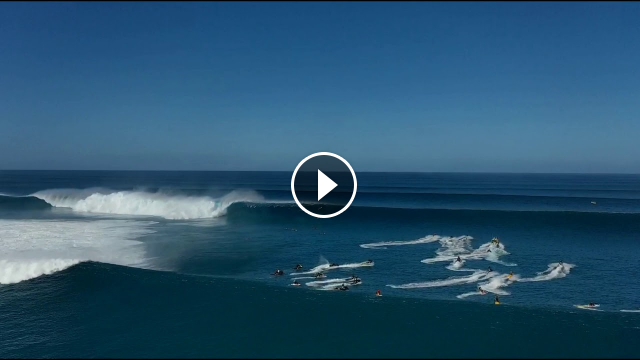 North Shore Raw Footage ski carnage Outer Reef 1-16-21