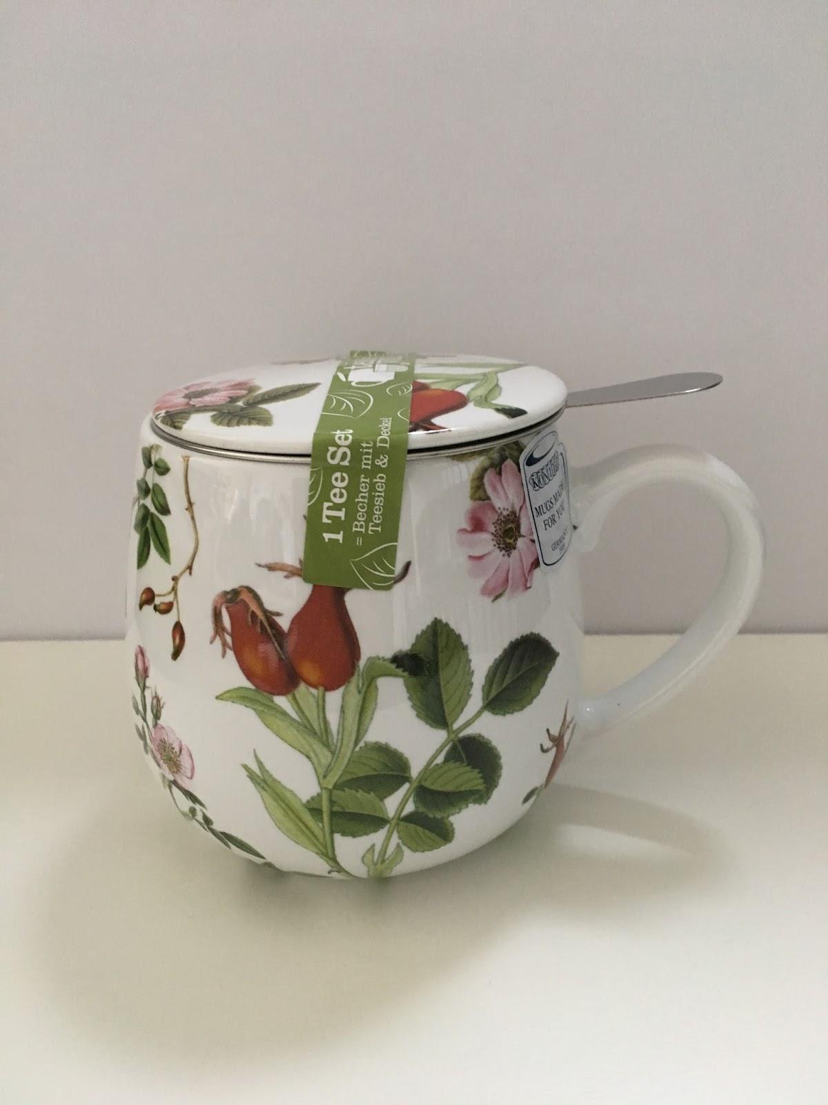 Teetasse Mit Sieb küchen galerie sande teetasse 3teilig