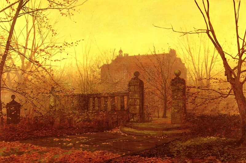 Atkinson Grimshaw 1836-1893 ~ British Victorian-era painter - Tutt'Art@