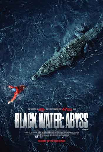 Black Water: Abyss 2020 480p 300MB BRRip Hindi Dubbed Dual Audio