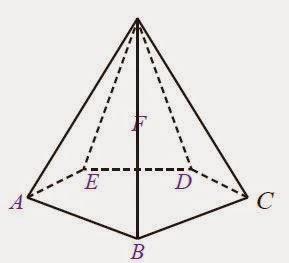 Rumus Limas segi lima dan contoh soal - Kuis Matematika