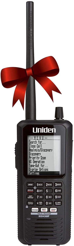 Uniden BCD436HP Digital Handheld Scanner