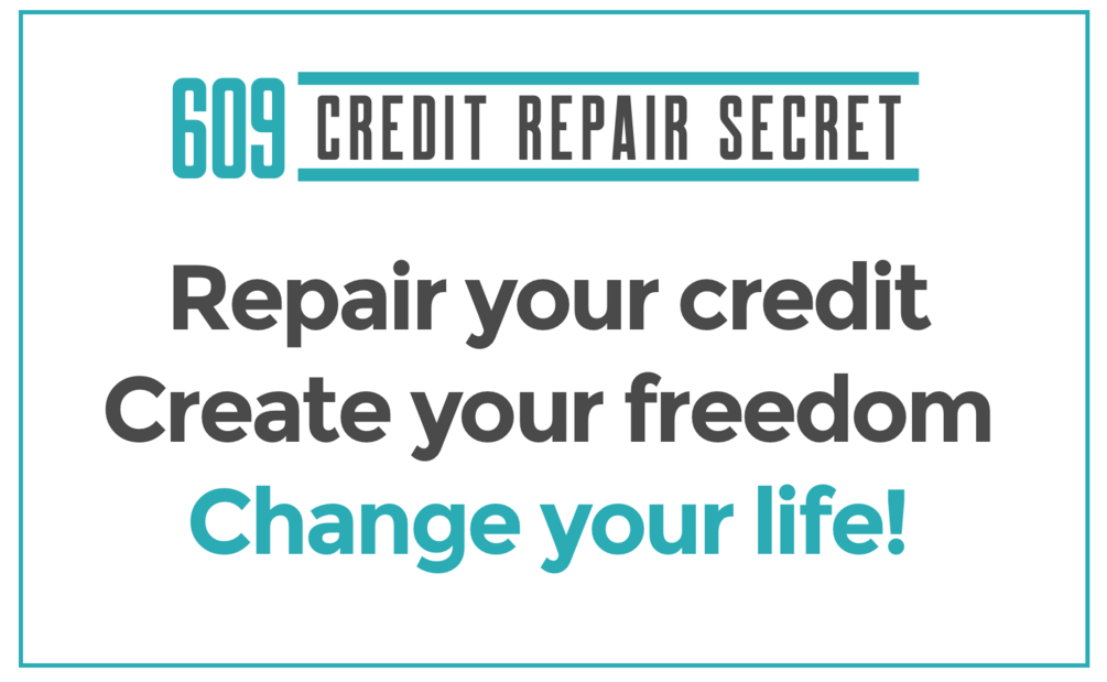 FCRA Section 609 Credit Repair Method (including Sample Letter