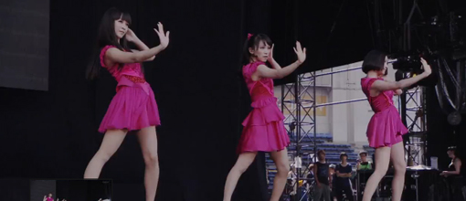 Perfume - Spending all my time @ Summer sonic | Live performance