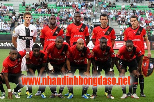Stade Rennais vs Monaco www.nhandinhbongdaso.net