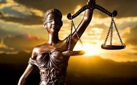 adalet ile ilgili kompozisyon elizan