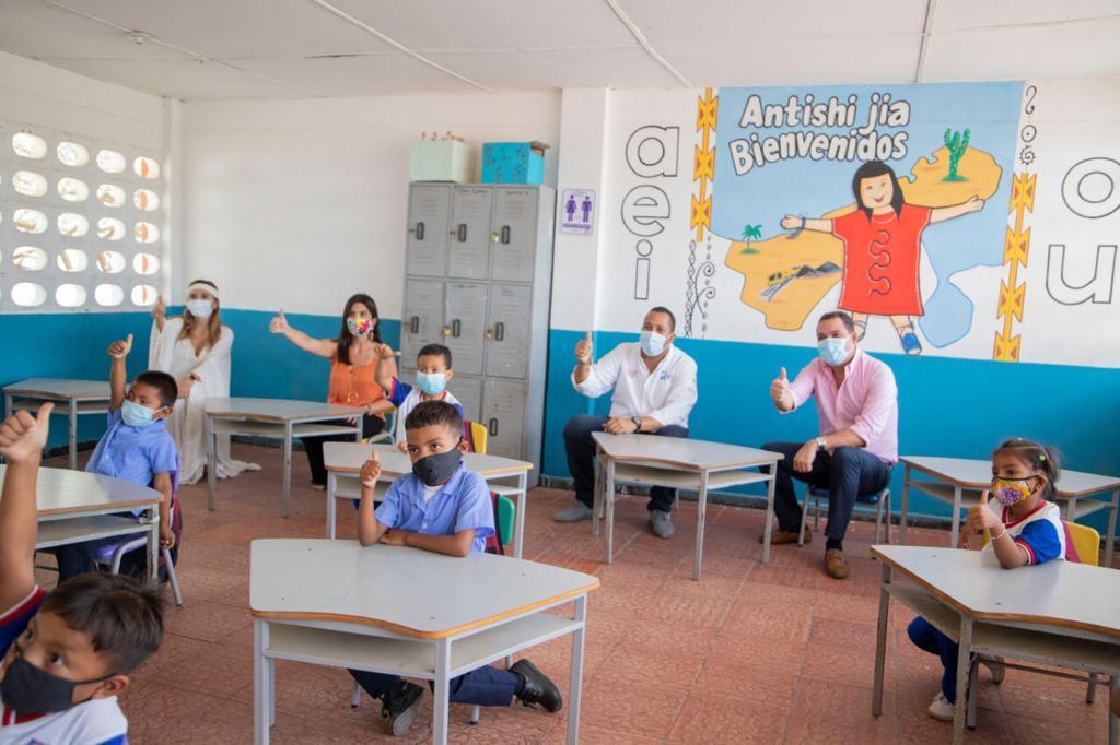 https://www.notasrosas.com/En La Guajira termina la Intervención del Gobierno Nacional, en el Sector de la Educación