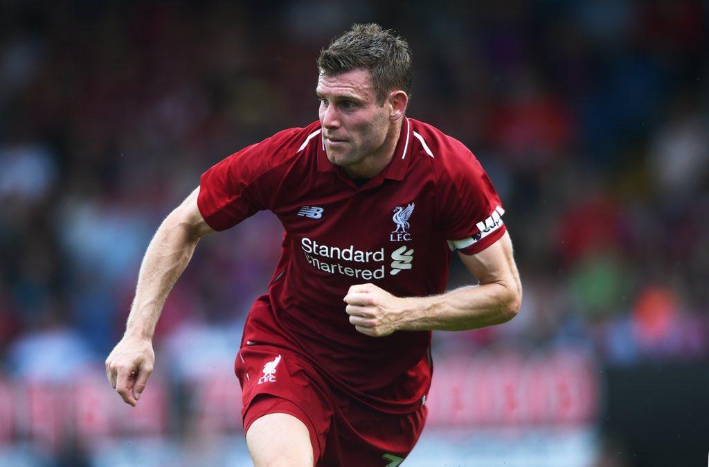 Kalah 2 Kali Berturut-turut, Milner Tuntut Liverpool Bangkit