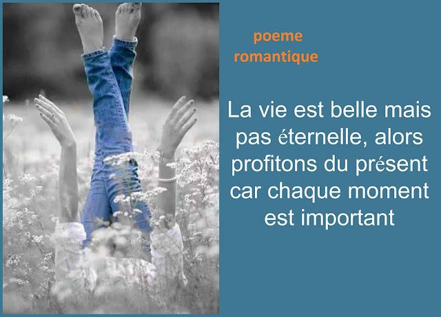 poeme romantique