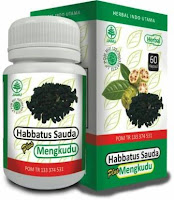 Habbatussauda Plus Mengkudu (Obat Herbal Hipertensi)