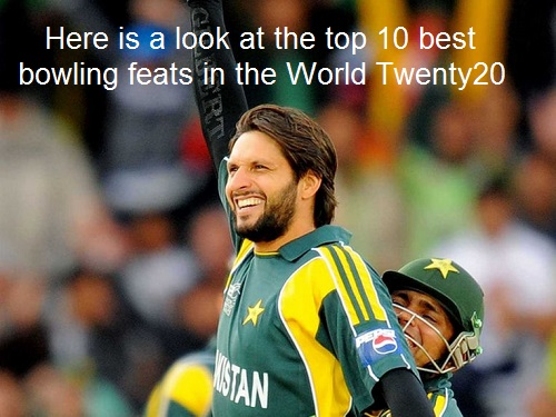 Here is a look at the top 10 best bowling feats in the World Twenty20