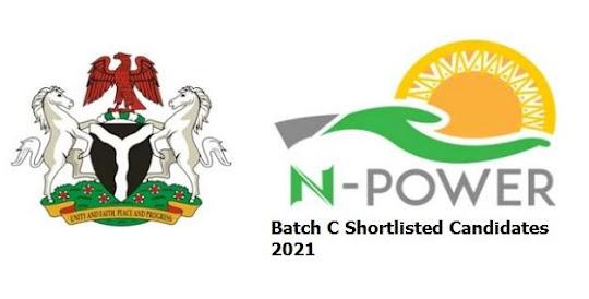 N-Power Begins Enrollment For Batch C Applicants
