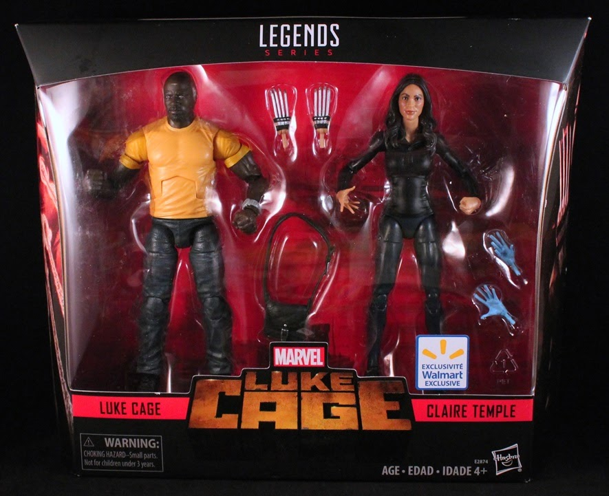 She S Fantastic Marvel Legends Claire Temple