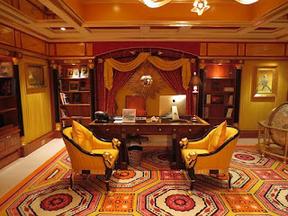 Tampil Hotel Mewah Burj Al Arab di Dubai - 7