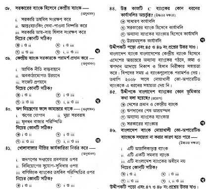 HSC Finance Banking and Bima 2nd Paper Suggestion
