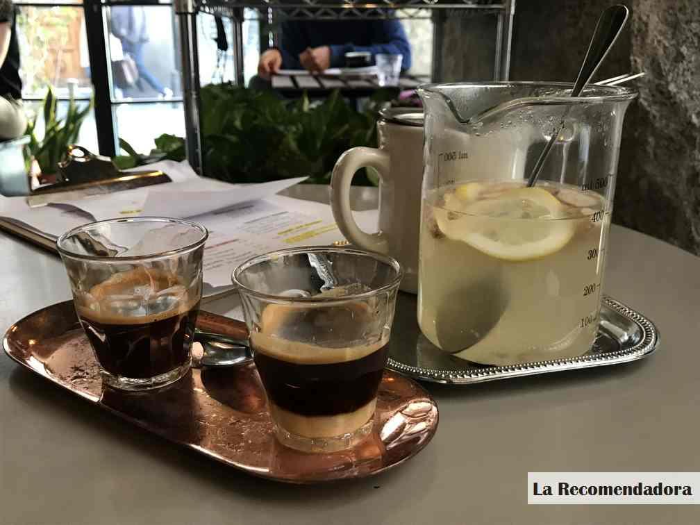 Café Plántate en Madrid