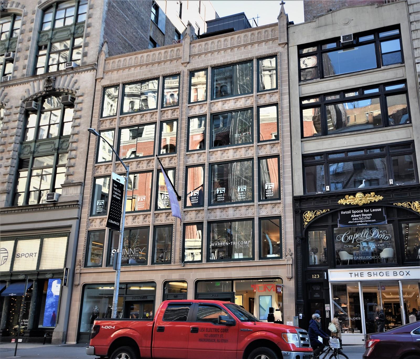 Daytonian in Manhattan: 2018
