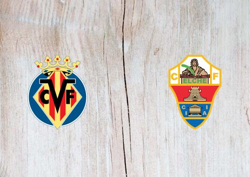 Villarreal vs Elche -Highlights 06 December 2020