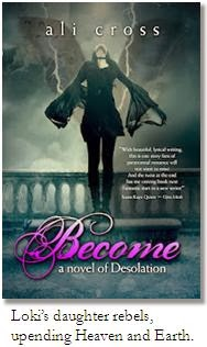 Become by Ali Cross