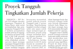 Tangguh Project Increases Number of Workers