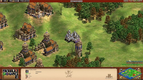 Age of Empires II cùng dân tộc Việt lôi kéo được nhiều sự xem xét của bạn trong nước