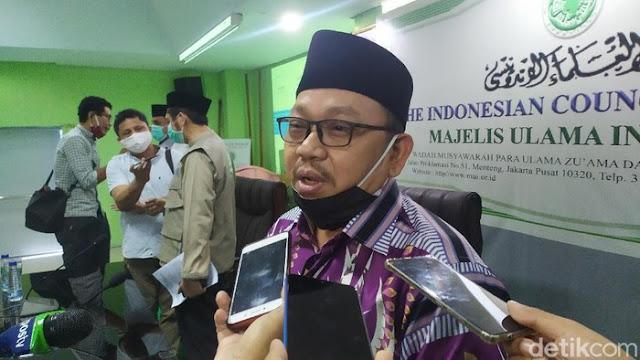 Ketua MUI DKI Jakarta: RUU HIP Kalau Tidak Dibatalkan, Terjadi 212 Jilid Dua'