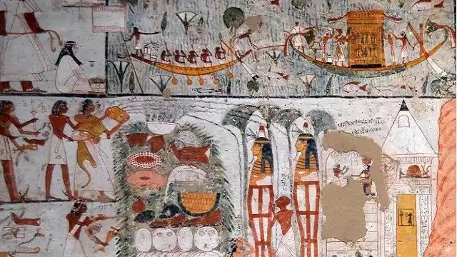 Ancient Egyptian Underworld