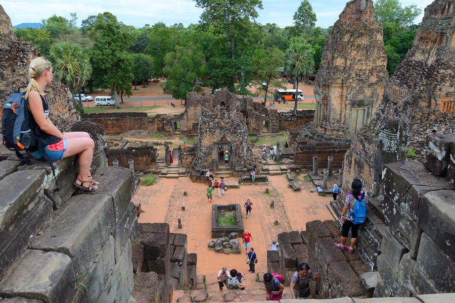 Pre Rup, Angkor