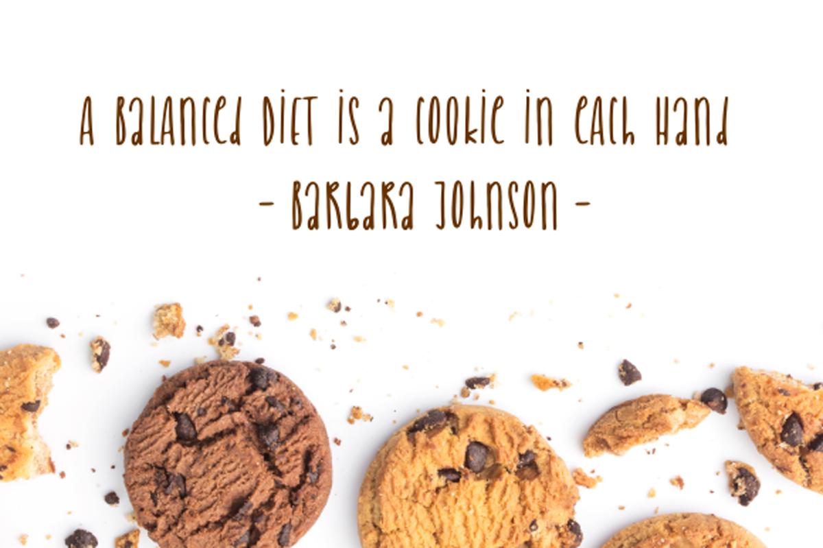 Delight Cookies Fonts