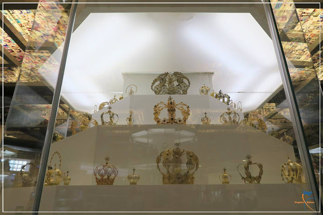Sala das Promessas ou Sala dos Milagres