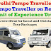 Tempo Traveller on Rent for Safe, Reliable and Affordable Ride