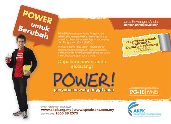 POWER! - Pengurusan Wang Ringgit Anda