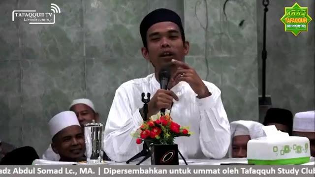 Difitnah Via Pesan Singkat, Begini Tanggapan Mengagumkan Ustadz Abdul Somad