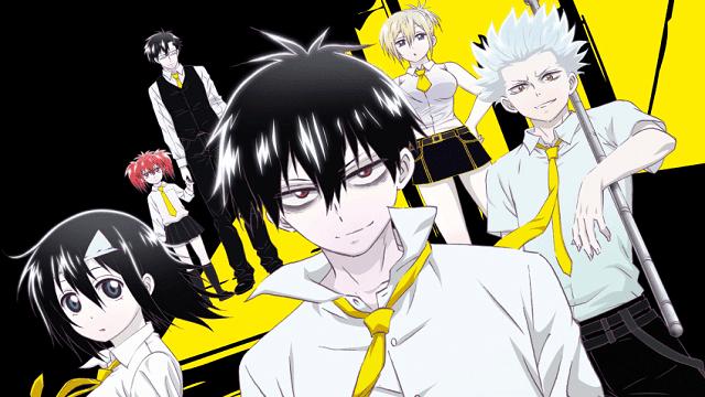 Ending Blood Lad terasa sedikit menggantung, tapi anime ini tetap keren